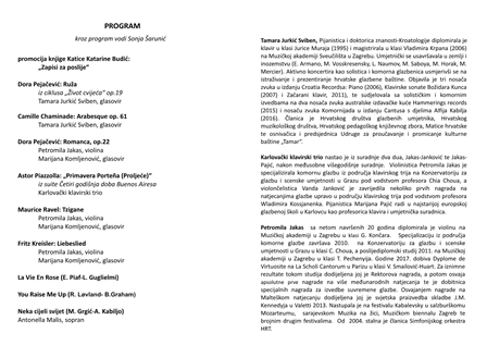 program lisinski cjelovit1 2