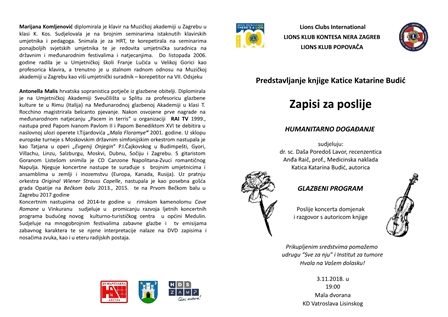 program lisinski cjelovit2 1